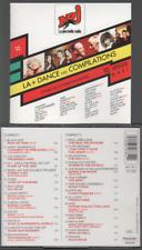 NRJ La + Dance Des Compilations Cd 27 titres enchainés 10 versions maxi 1990