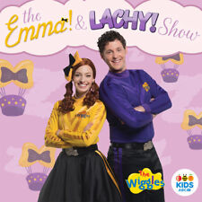The Wiggles - The Emma & Lachy Show [New CD]