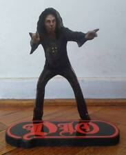 "RONNIE JAMES DIO DISPLAY 8"" STANDEE Figure Statue MDF Cutout Doll Toy Standup cd"