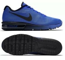 NWT Nike Air Max Sequent Running Shoes -Blue - 719912-406 - Mens-6.5 ; Women's-8