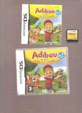 Rarissime !! ADIBOU Je Joue à Lire et à Compter : INCONTOURNABLE sur DS/3DS/2DS