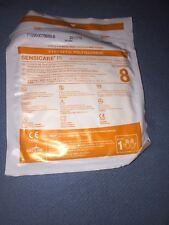 Medline Sensicare Size 8 Sterile Latex-Free Surgical Glove MSG9080