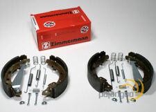 VW Golf II GTI ohne ABS - Zimmermann Bremsbacken mit Hebel Zubehör für hinten*