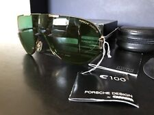 CARRERA PORSCHE DESIGN Vintage Folding Sunglasses Mod. 5629-40(gold) NOS!!