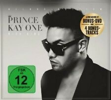 PRINCE KAY ONE - RICH KIDZ (DELUXE EDITION)  CD + DVD NEU