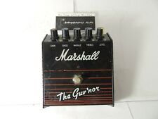 Vintage Marshall Guv'Nor Overdrive Effects Pedal Original Guvnor Free USA Ship