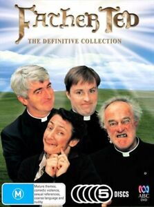 Father Ted - Complete Series | Box Set DVD