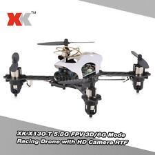 High Performance XK 3D/6G Mode 2.4G 4CH Racing FPV Quadcopter W/HD Camera D3N9