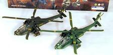 2 PULLBACK BLACK HAWK HELICOPTERS military metal toys DIECAST METAL play toy new