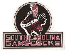 University Of South Carolina  GAMECOCKS  Vintage Looking  1930's  Decal  Sticker