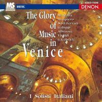 I SOLISTI ITALIANI-I SOLISTI ITALIANI: THE GLORY OF MUSIC IN VENICE-JAPAN CD B63
