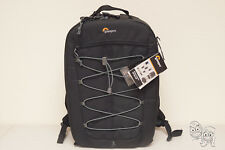 Lowepro Photo Classic BP 300 AW High-Capacity DSLR Camera Backpack, Black, NWT