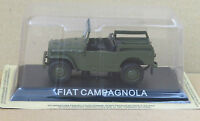 "DIE CAST "" FIAT CAMPAGNOLA "" LEGENDARY CARS SCALA 1/43"