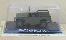 "STERBEN CAST "" FIAT CAMPAGNOLA "" LEGENDARY CARS SKALA 1/43"