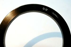 Cokin 52mm Adapter ring for A series (size small S) Square holder metal ring