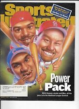 Power Pack baseball Sports Illustrated March 6, 2000