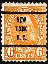 Estampilla Usa Vintage James Garfield impresión arte cartel Imagen bmp1431a