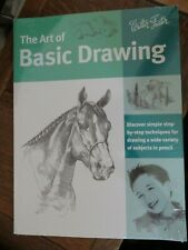The Art of Basic Drawing by Walter Foster, new, never opened. sells for 19.95