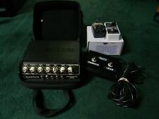Quilter Overdrive 200 / Pedal and Holy Grail Neo Reverb pedal
