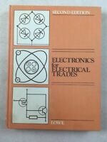 Electronics and Electrical Trades Second Edition LOWE McGraw Hill 1977 HC Text