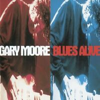 Gary Moore - Blues Alive [CD]