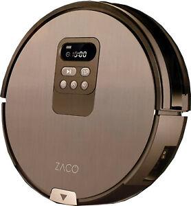 Zaco V80 Saug- und Boden-Wischroboter,Reinigungsroboter,Robot Vacuum Mop Cleaner