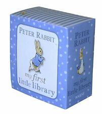 NEW!!! Peter Rabbit My First Little Library: by Beatrix Potter Baby books