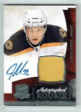 10-11 UD The Cup  Jamie Arniel  /249  Auto  Patch  Rookie
