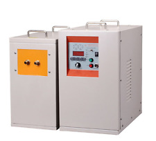 15KW All Solid State Mid-frequency Induction Heater Furnace e