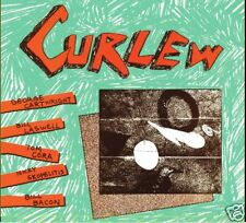 2-CD Curlew 1st GEORGE CARTWRIGHT*BILL LASWELL*TOM CORA*NICKY SKOPELITIS*COLEMAN
