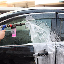100ml 2 in 1 Universal Snow Foam Sprayer Foam Car Cleaning Wash Spray Gun Lance