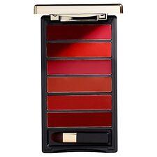 L'OREAL 'Colour Riche Lip Palette' 6 Cream Lipsticks NUDE RED GLAM Matte & Satin