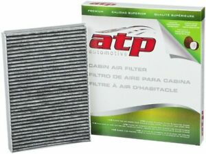 ATP Premium Line Cabin Air Filter fits Volvo S60 Cross Country 2016-2018 11QQQC