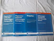 VW T3 syncro 4x4 Werkstatthandbuch Reparaturleitfaden Getriebe+Fahrwerk+Sperre