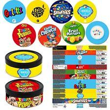 30x Cali Cookies Jars PRESS IT IN TINS TUNA PRESSITIN LABELS Runtz Jungle Fruit