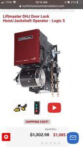 liftmaster commercial garage door opener logic 5.0