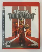 Unreal Tournament III (Sony PlayStation 3, 2007) No Manual