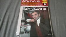 Charles AZNAVOUR La collection officielle No 2 - 1963 collector + livret NEUF