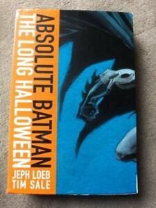 Absolute Batman: The Long Halloween by Jeph Loeb, Tim Sale (Hardcover, 2011)