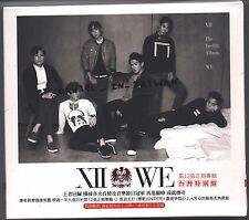 Shinhwa: Vol 12 - We (2015) CD & CARD & 6 MINI POSTER TAIWAN SEALED