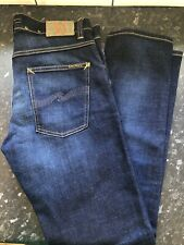 Nudie Organic Navy Jeans - Size W33 L30