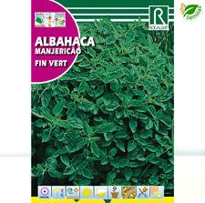 Albahaca Hoja Fina ( Ocimun basilicum ) 4 gr / 2.500 semillas aprox - seeds