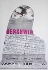 Gershwin 1968-Larry Rivers