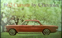 1962 Chevrolet Corvair Monza 700 500 Wagon Greenbrier Sales Brochure Original