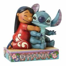Disney Traditions Ohana Means Family Lilo & Stitch Figurine Jim Shore Ornament