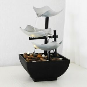 Minimalist Water Fountain Home Decoration Flowing Water Waterfall Feng Shui