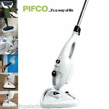 Pifco Multi-function 6 IN 1 Steam Mop Ideal For All Floors, Windows, Ovens etc..