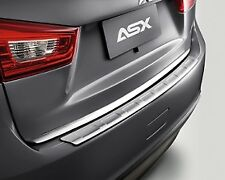 MITSUBISHI ASX 2010-2017 STAINLESS STEEL BUMPER PLATE
