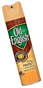Old English Furniture Polish, Almond 12.5 oz Can 1