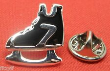 Ice Skate Lapel Hat Cap Tie Pin Badge Brooch Skating Skater Gift Souvenir
